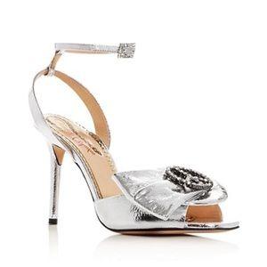 Charlotte Olympia Salome Embellished High Heels